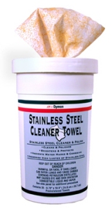 Stainless Steel Cleaner Towels