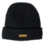 DWC13001 Black Knitted Wool Hat