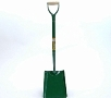 Bulldog All Steel Square Shovel No.2